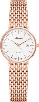 Швейцарские наручные  женские часы Adriatica 3170.9113Q. Коллекция Twin