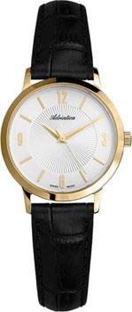 Швейцарские наручные  женские часы Adriatica 3173.1253Q. Коллекция Twin
