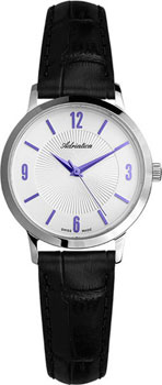 Швейцарские наручные  женские часы Adriatica 3173.52B3Q. Коллекция Twin
