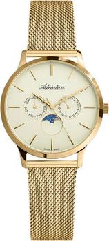 Швейцарские наручные  женские часы Adriatica 3174.1111QF. Коллекция Multifunction