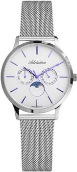 Швейцарские наручные  женские часы Adriatica 3174.51B3QF. Коллекция Multifunction
