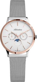 Швейцарские наручные  женские часы Adriatica 3174.R113QF. Коллекция Multifunction