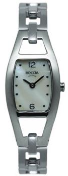 Наручные  женские часы Boccia 3178-01. Коллекция Dress