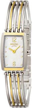 Наручные  женские часы Boccia 3187-02. Коллекция Dress