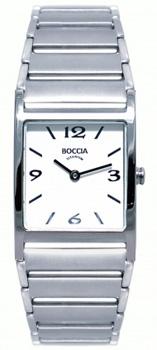 Наручные  женские часы Boccia 3188-01. Коллекция Dress