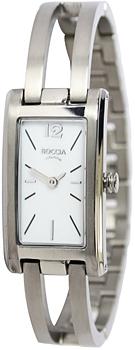 Наручные  женские часы Boccia 3194-01. Коллекция Dress