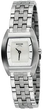 Наручные  женские часы Boccia 3195-01. Коллекция Dress