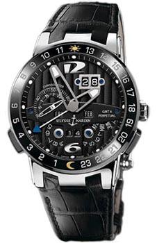 Швейцарские наручные  мужские часы Ulysse Nardin 320-00