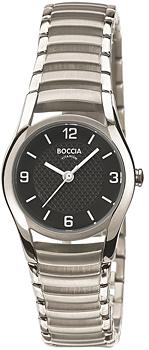 Наручные  женские часы Boccia 3207-01. Коллекция Style