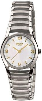 Наручные  женские часы Boccia 3207-03. Коллекция Style