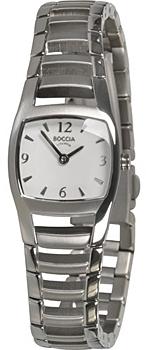 Наручные  женские часы Boccia 3208-01. Коллекция Dress