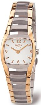 Наручные  женские часы Boccia 3208-03. Коллекция Dress