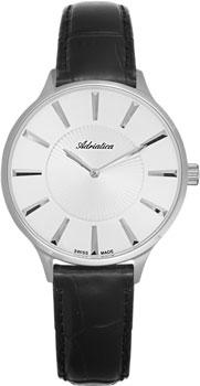 Швейцарские наручные  женские часы Adriatica 3211.5213Q. Коллекция Ladies