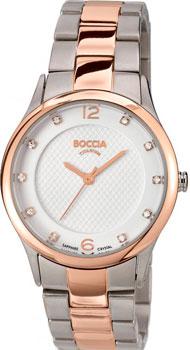 Наручные  женские часы Boccia 3227-04. Коллекция Dress