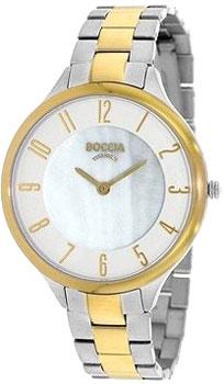 Наручные  женские часы Boccia 3240-05. Коллекция Superslim