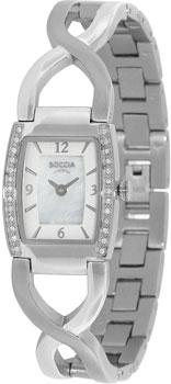 Наручные  женские часы Boccia 3243-01. Коллекция Titanium