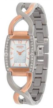 Наручные  женские часы Boccia 3243-02. Коллекция Titanium