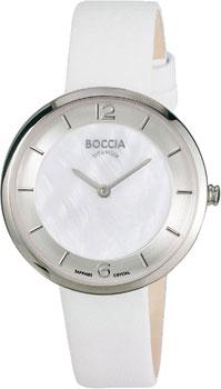 Наручные  женские часы Boccia 3244-01. Коллекция Titanium