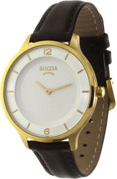 Наручные  женские часы Boccia 3249-04. Коллекция Titanium