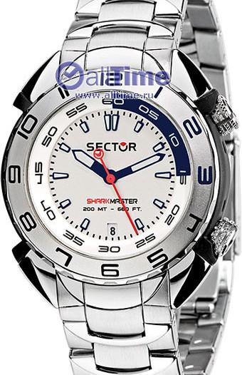 Мужские наручные швейцарские часы в коллекции Shark Master Sector