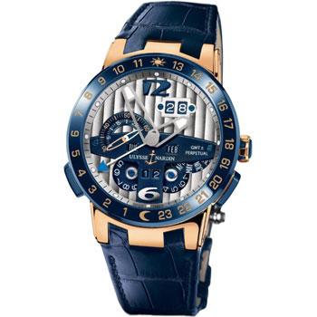 Швейцарские наручные  мужские часы Ulysse Nardin 326-00