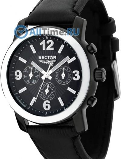 Мужские наручные швейцарские часы в коллекции Action Sector