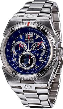 Швейцарские наручные  мужские часы Sector 3273.671.035. Коллекция M-One