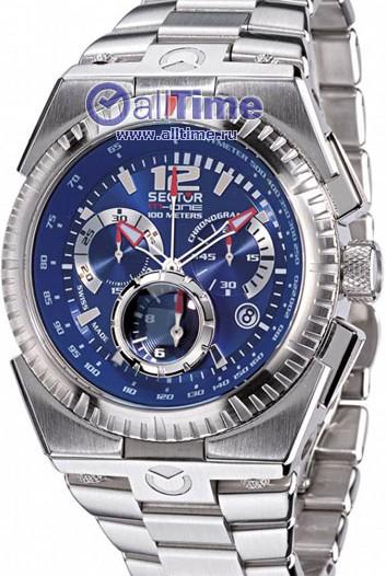 Мужские наручные швейцарские часы в коллекции Master Sector