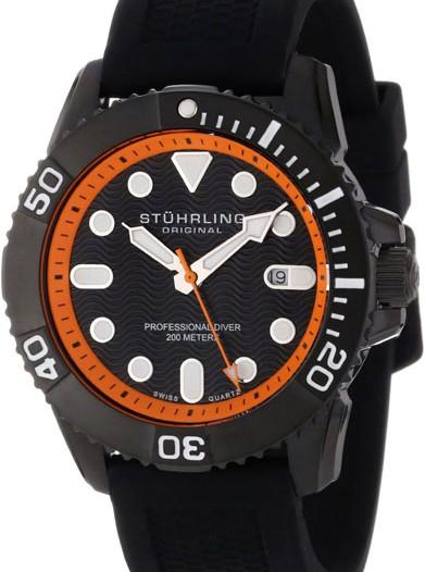 Мужские наручные часы в коллекции Aquadiver Stuhrling