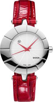Швейцарские наручные  женские часы Doxa 330.15.011.05. Коллекция Grafic