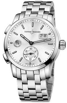 Швейцарские наручные  мужские часы Ulysse Nardin 3343-126-7-91