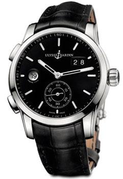 Швейцарские наручные  мужские часы Ulysse Nardin 3343-126-92