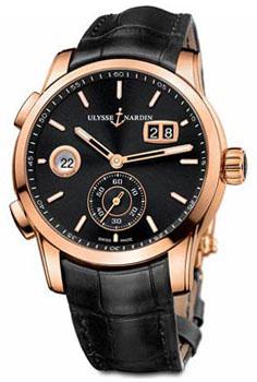Швейцарские наручные  мужские часы Ulysse Nardin 3346-126-92