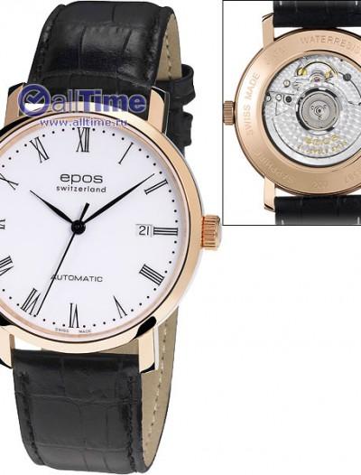 Мужские наручные швейцарские часы в коллекции Originale Epos