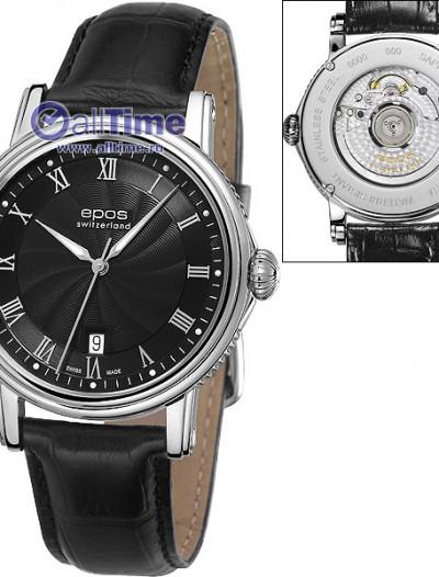 Мужские наручные швейцарские часы в коллекции Emotion Epos