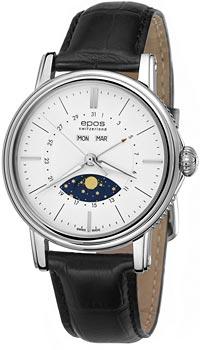 Швейцарские наручные  мужские часы Epos 3391.832.20.50.25. Коллекция Emotion