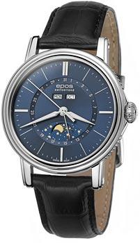 Швейцарские наручные  мужские часы Epos 3391.832.20.56.25. Коллекция Emotion
