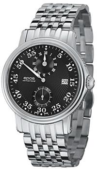 Швейцарские наручные  мужские часы Epos 3392.858.20.35.30. Коллекция Emotion