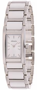 Швейцарские наручные  женские часы Adriatica 3396.C113Q. Коллекция Ladies