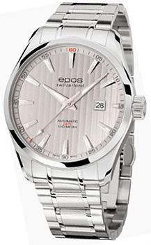 Швейцарские наручные  мужские часы Epos 3401.132.20.18.30. Коллекция Passion