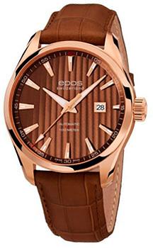 Швейцарские наручные  мужские часы Epos 3401.132.24.17.27. Коллекция Passion