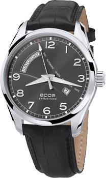 Швейцарские наручные  мужские часы Epos 3402.142.20.34.25. Коллекция Passion