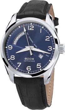 Швейцарские наручные  мужские часы Epos 3402.142.20.36.25. Коллекция Passion