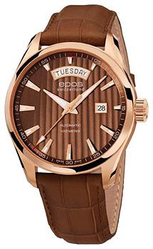 Швейцарские наручные  мужские часы Epos 3402.142.24.17.27. Коллекция Passion