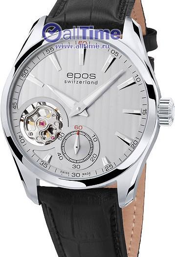 Мужские наручные швейцарские часы в коллекции Passion Epos
