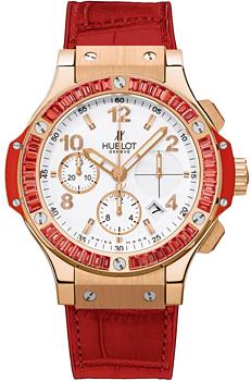 Швейцарские наручные  женские часы Hublot 341.PR.2010.LR.1913