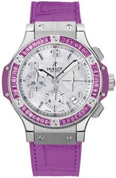 Швейцарские наручные  женские часы Hublot 341.SV.6010.LR.1905