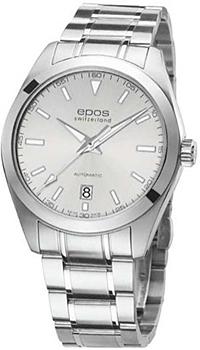Швейцарские наручные  мужские часы Epos 3411.131.20.18.30. Коллекция Originale