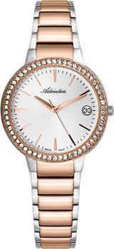 Швейцарские наручные  женские часы Adriatica 3415.R113QZ. Коллекция Ladies