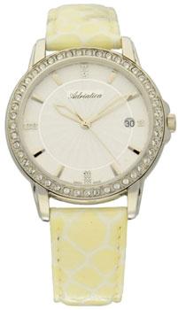 Швейцарские наручные  женские часы Adriatica 3416.5213QZ. Коллекция Ladies